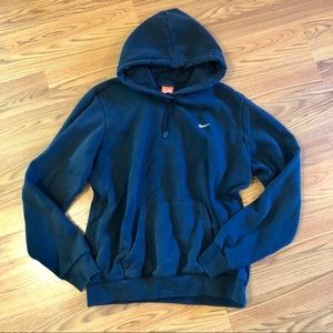 Black Classic Nike Hoodie